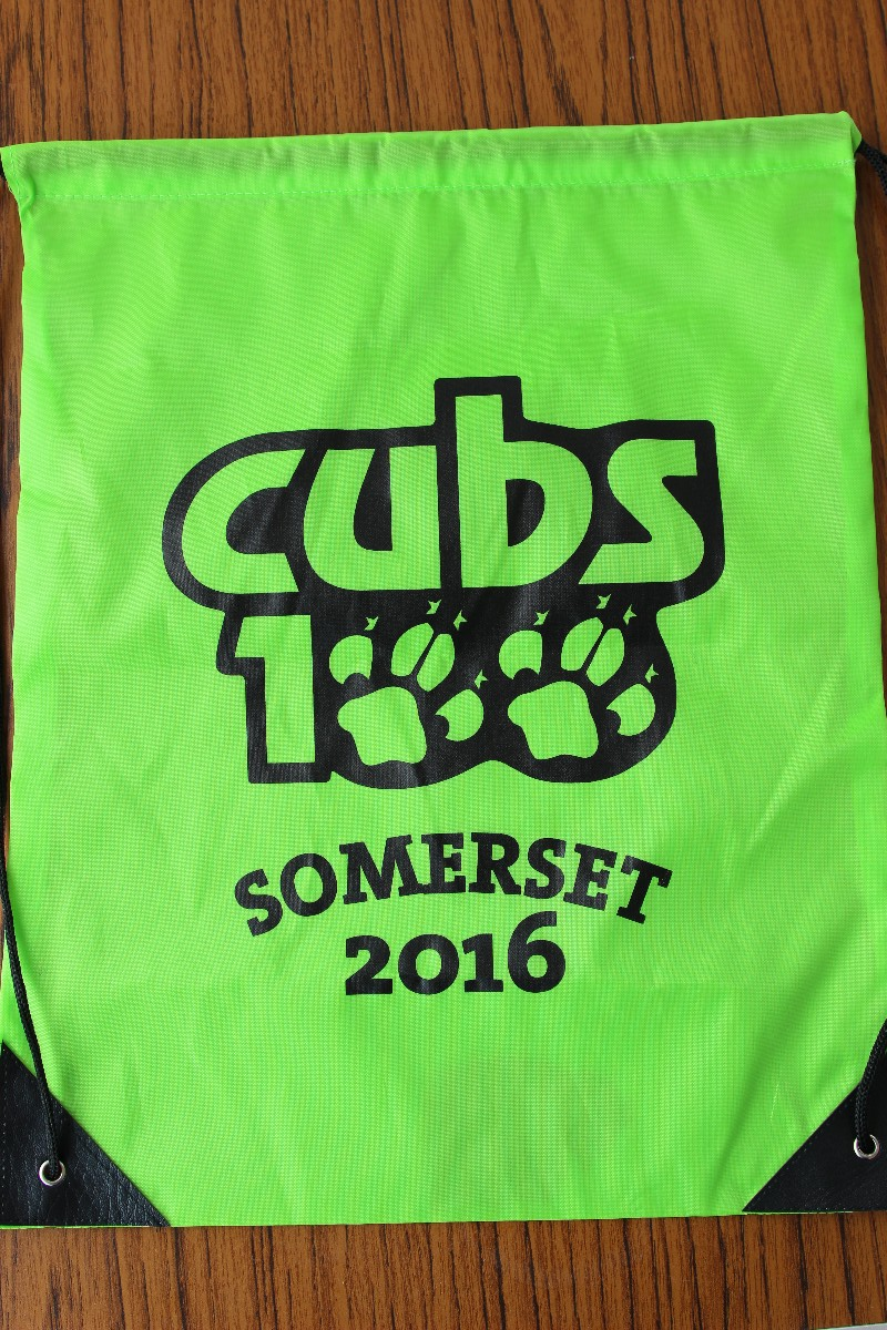 Somerset County Cubs 100 Adventure Camp – Day 2 – Saturday 28th May 2016