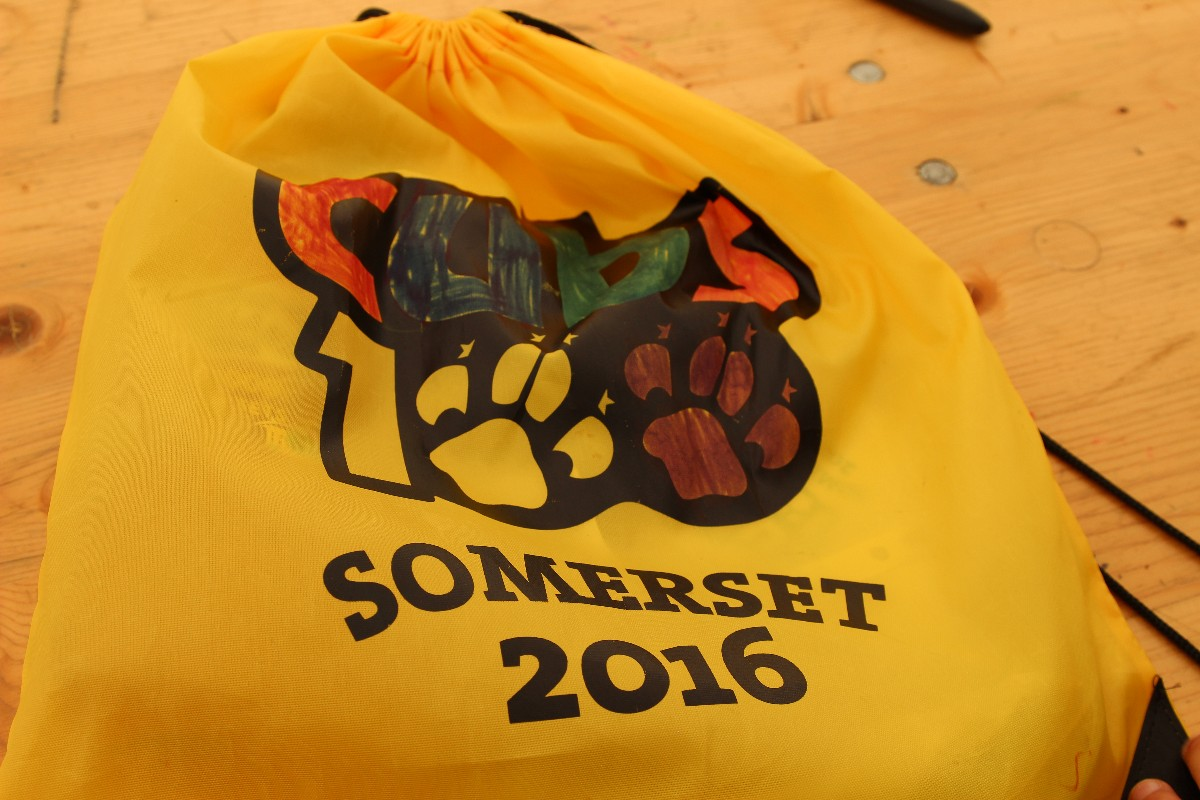 Somerset County Cubs 100 Adventure Camp – Day 1 – Friday 27th May 2016